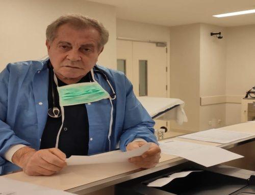 Els hospitals ja fan servir l'ozó contra el coronavirus, la mateixa proposta del doctor de Deltebre, Jesús Pérez