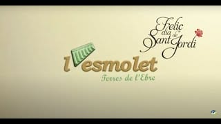 L'Esmolet. Especial Sant Jordi des de casa