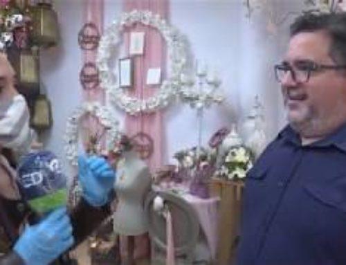 L'Esmolet: Alguns floristes decideixen no vendre roses a domicili per Sant Jordi