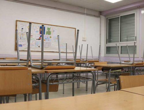 Ustec-STEs reclama ajornar la presencialitat a les escoles i començar el segon trimestre telemàticament
