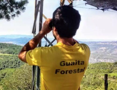 Unió de Pagesos reclama al Govern que no substitueixi l'actual cos de guaites forestals per càmeres de vigilància