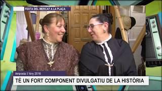 La Calaixera. Festa del Mercat d'Amposta (dels anys 2010 al 2019) (1a part)