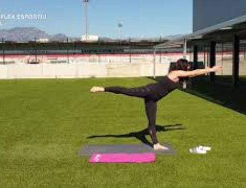 Classes dirigides WIN Tortosa. Sessió de Body Balance