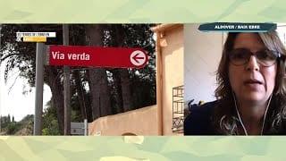 L'Estret de Magallanes des de casa amb Rosalia Pegueroles