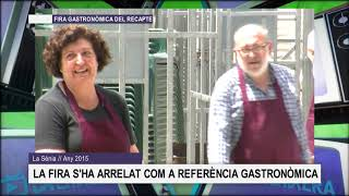 LA CALAIXERA. Especial Fira del Recapte (La Sénia dels anys 2010 al 2019)