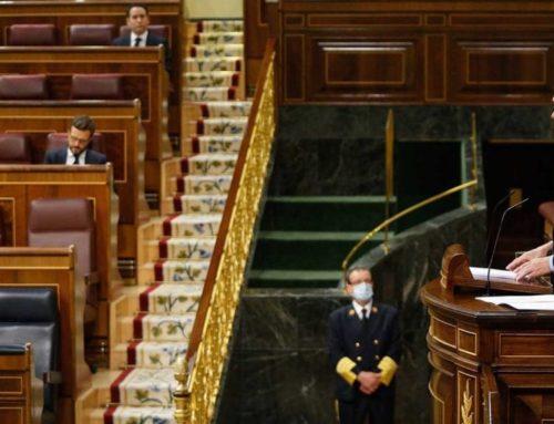 El 'sí' del PNB i Cs a prorrogar l'estat d'alarma assegura la seva aprovació tot i el 'no' de l'independentisme català