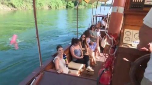 Naveguem pel riu Ebre amb Lo Sirgador