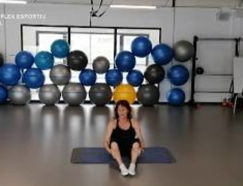 Classes dirigides WIN Tortosa. Sessió de Pilates