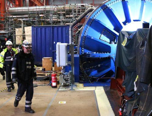 Ascó II es connecta a la xarxa elèctrica un cop acabada la recàrrega de combustible