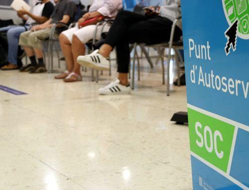 """L'atur creix més a Catalunya que a l'Estat per """"l'atomització"""" i el pes dels sectors més afectats, segons PIMEC"""