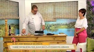 L'Illa dels Flamencs amb les Jornades Gastronòmiques Balfegó