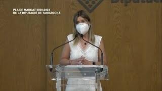 Presentació del Pla de Mandat 2020 - 2023 de la Diputació de Tarragona