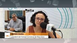 L'Entrevista a Xavier Faura