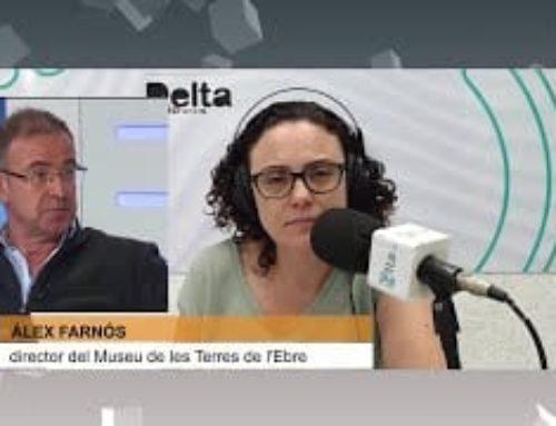 Entrevista a Àlex Farnós, director del Museu Terres de l'Ebre