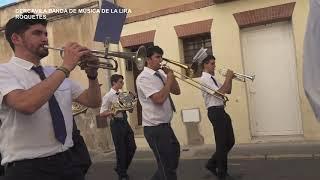 200705 Cercavila Banda de la Lira Roquetes