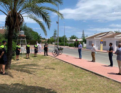 L'Ajuntament de Deltebre reforça aquest estiu la seguretat al municipi amb cinc nous agents de Policia Local