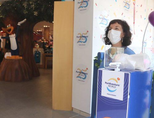 PortAventura World obrirà portes el 8 de juliol amb reducció d'aforament i amb l'obligació de portar mascareta per pujar a les atraccions