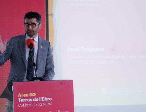 Móra d'Ebre i Móra la Nova estrenen la xarxa 5G a Catalunya en l'àmbit rural