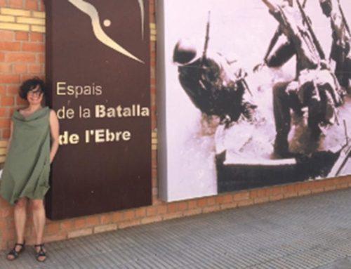 La historiadora Teresa Ferré assumeix la direcció del COMEBE amb l'objectiu de potenciar el coneixement de la Batalla de l'Ebre entre els més joves