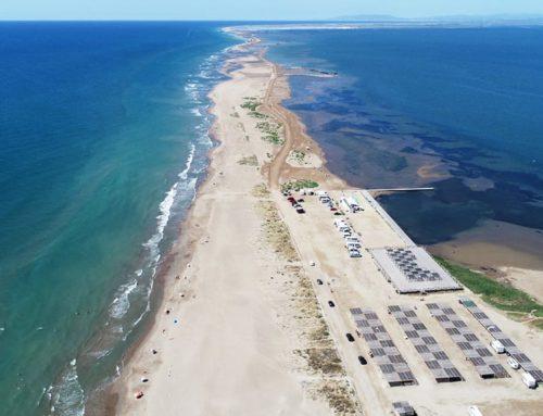 """Experts i parc natural defensen actuacions 'flexibles""""' al Trabucador per evitar que l'entrada del mar afecti la badia"""