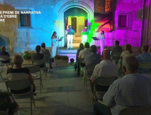 XXXVIII Premi de Narrativa Ribera d'Ebre