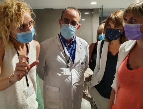 Salut remodelarà l'àrea quirúrgica, de parts i de reanimació de l'Hospital de Móra d'Ebre amb una inversió de 3 milions d'euros