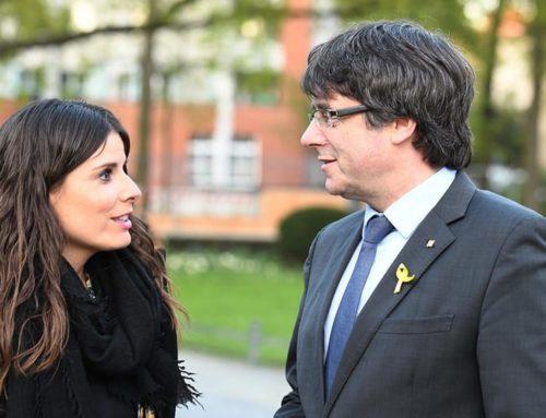 """Mònica Sales (Junts): """"Els indults no resolen el conflicte, resolen uns casos concrets"""""""
