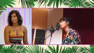 L'Illa dels Flamencs amb la cantant Clàudia Xiva