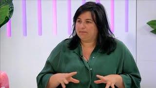 L'Illa dels Flamencs  amb la periodista Fàtima Llambrich