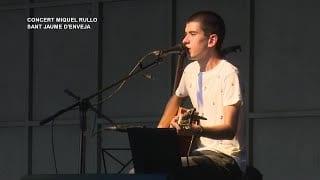 Festes 2020 #Reconnectem amb L'Essencial: Concert Miquel Rullo a Sant Jaume d'Enveja