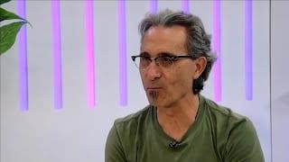 L'Illa dels Flamencs amb l'escriptor Vicent Pellicer