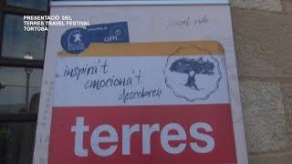 Presentació del Terres Travel Festival