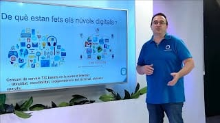 El núvol digital i les seves propietats amb Oscar Alavedra