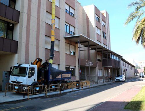 Detecten 14 positius per covid-19 a les unitats de llarga estada i subaguts de l'Hospital de la Santa Creu de Tortosa