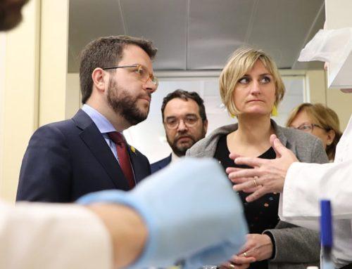 La Generalitat aprova reforçar el pressupost del departament de Salut amb 300 milions d'euros