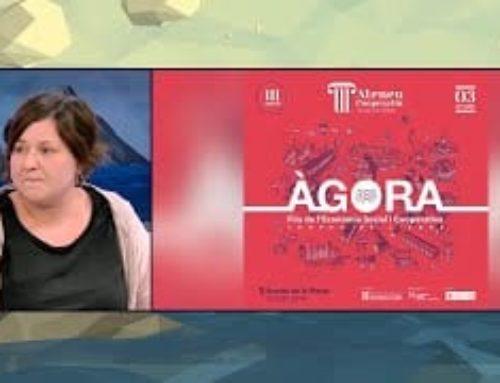 L'Estret de Magallanes amb la fira Àgora