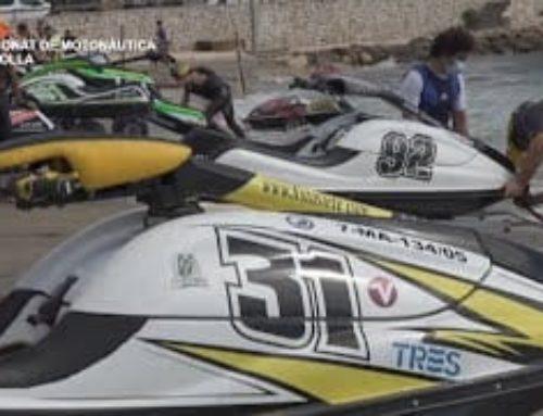 Campionat de Motonàutica a l'Ampolla