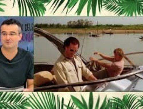L'Illa dels Flamencs descobrint escenaris de pel.lícula