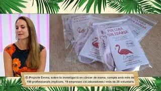 L'Illa dels Flamencs amb el projecte Emma