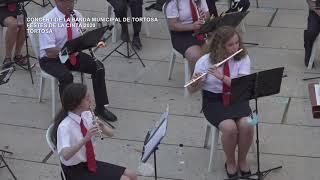 Festes de la Cinta 2020: Concert de la Banda de Música de Tortosa