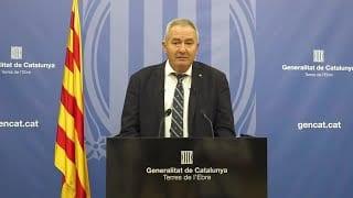 Missatge Institucional 11 de Setembre: Xavier Pallarès