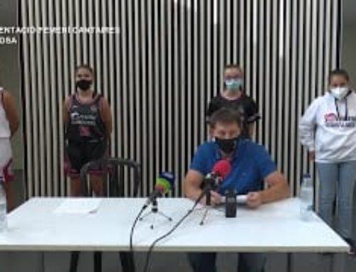 Presentació Equip Femení C.B. Cantaires Tortosa