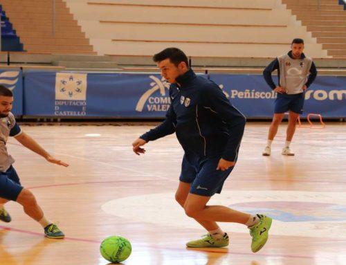 El tivissenc Carles Saladié debuta a la LNFS