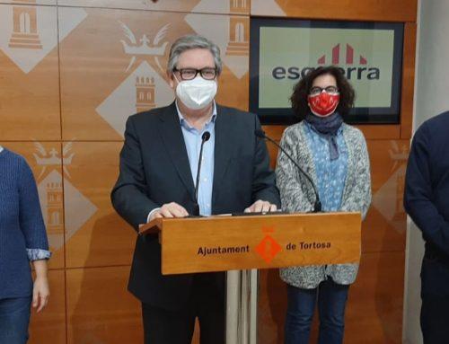 Esquerra reclama ajuts pel sector de l'hostaleria i la restauració de Tortosa adequats a les necessitats 'reals' del sector