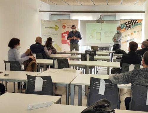 Comencen els seminaris d'indústria 4.0 al Viver d'Empreses Baix Ebre Innova amb una desena de participants