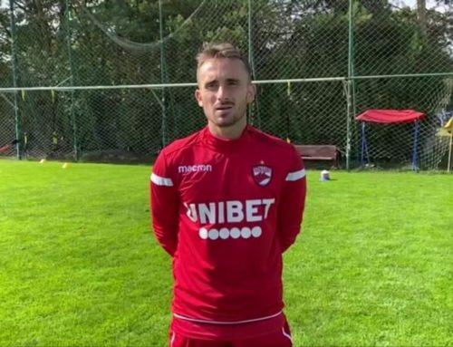 Aleix Garcia ja s'entrena amb el Dinamo de Bucarest