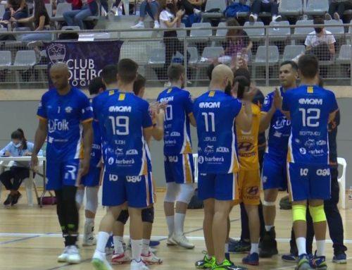 El CV Roquetes guanya en solvència (3-0) al CV Els Monjos en el primer partit oficial