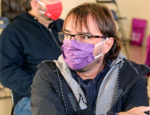 Camil Ros (UGT) denuncia 'la desídia' de Padesa i la Generalitat en el cas del brot de covid-19 que ha afectat la planta de Roquetes