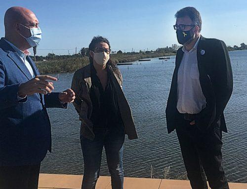Esquerra reclama per al delta de l'Ebre part dels fons europeus que el govern espanyol gastarà en protegir el litoral