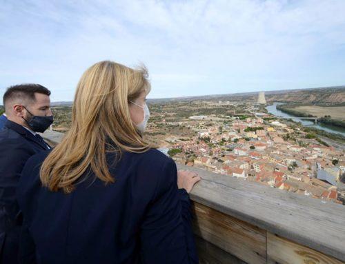 Ascó suma un atractiu turístic més amb la inauguració de les obres de restauració de la Torre Garita